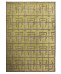 "MANUFACTURER'S CLOSEOUT! Sphinx Area Rug, Zanzibar 2803E Green/Gray 7'8"" X 10'10"" - 8 x 10 Rugs - Rugs - Macy's"