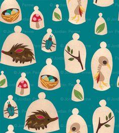 // Patterns, Fabrics, Prints & Dessins
