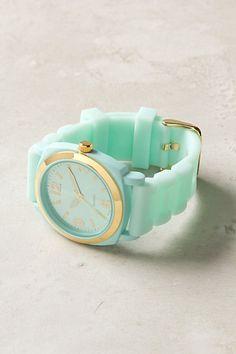 Viscid Watch-- Anthropologie. stylin