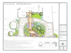 Half Circle Driveway Walkway And Garden
