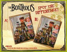The Boxtrolls Printa