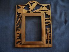 Decorative PIcture Frame by dreamwvr81 on Etsy, $20.00