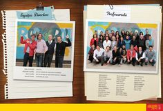 Cervantes Yearbook Spread