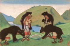 Roerich's The Elders