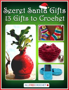 Get the ultimate collection of 85 Christmas decoration ideas and Christmas crochet patterns. From secret Santa gifts to home decor Christmas crochet patterns, you'll find designs you love.