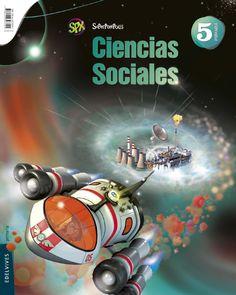 Ciencias Sociales 5º Primaria - SuperPixépolis - Edelvives
