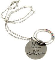 # 8 DeseretBookPinWish   this would be awesome to give to the girls in YW!!     YW values necklace