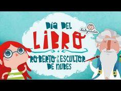 Divertido cuento infantil animado. Un cuento que fomenta la lectura y la imaginación de los niños junto a Roberto, un niño muy inquieto que quiere conocer el secreto de las nubes.