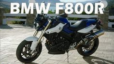 BMW F800R 2015/2016 Test Riding