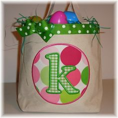 Another Easter Basket alternative for a teen daughter