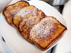 Easy French Toast.