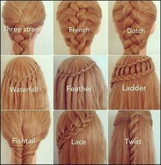 hairstyles for long medium short hair  Barrera Barrera Barrera Barrera Barrera Barrera Barrera Barrera Barrera Barrera Munoz I found my weird braid lol! it's dutch!!
