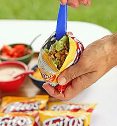 Walking Tacos... Happy Hour Appetizers 41 | Hampton Roads Happy Hour