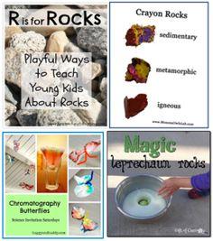 Science Activities from Mom's Libary #science #kidsactivities