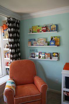 shelf DIY by anythingpretty, via Flickr