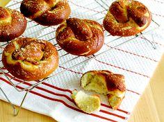 Make Your Own Soft Pretzels recipe