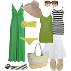 vacation!, created by htotheb on Polyvore