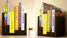 Anthro-inspired bookshelf
