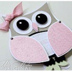 Owl invites so cute(: