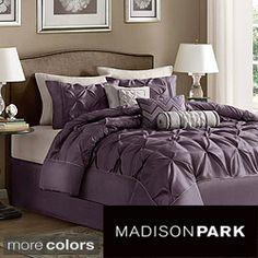Purple Comforter