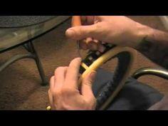 ▶ Knifty Knitter Neck Warmer - YouTube