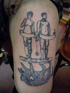 tattoo by lyam