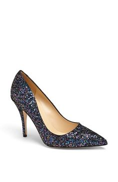 kate spade new york 'licorice too' pump available at #Nordstrom