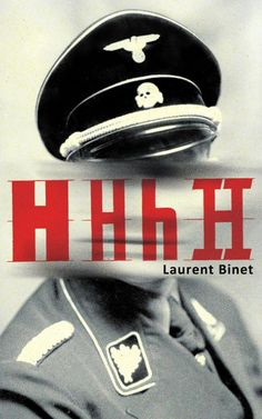 50 Covers for 2013 | The Casual Optimist - HHhH by Laurent Binet; design by James Jones (Vintage)