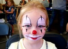 schminken on pinterest clowns cat face paintings and. Black Bedroom Furniture Sets. Home Design Ideas