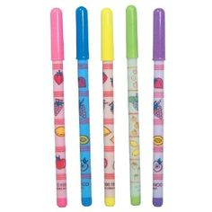80s smelly pencils