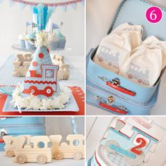 ideias para festa de aniversario infantil