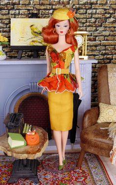 Hankie Chic diorama
