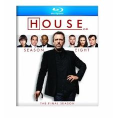 House, M.D.: Season Eight [Blu-ray] (Universal Studios Home Entertainment)