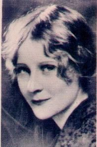 """Peg Entwhistle. Committed suicide by leaping off the """"H"""" of the Hollywood sign, 1932. She supposedly haunts the sign still today."""