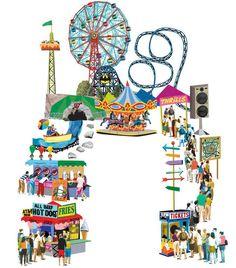 """How amusement parks hijack your brain"""