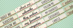 #Free #Freebies blog buttons