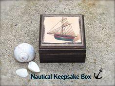 Silva Ware by Walter Silva: DIY - Nautical Keepsake Box