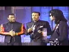 Michael Jackson's Surprise Appearance On The Arsenio Hall Show (With Eddy Murphy...