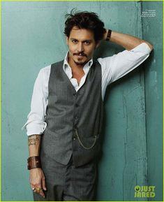 Johnny Depp covers Aspen Peak