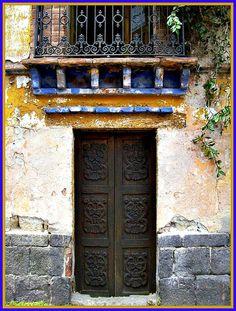 La Puerta (Coyoacan, Ciudad de Mexico, Distrito Federal)