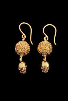 Freaking awesome earings!      Jade Jagger Jewelry