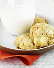 White Chocolate-Chunk Cookies