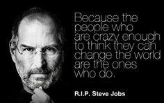 posit quot, inspir, photo quotes, steve jobs, job quot