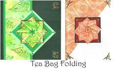 Teabag folding   Tea Bag Folding   Cup of Tea Pictures