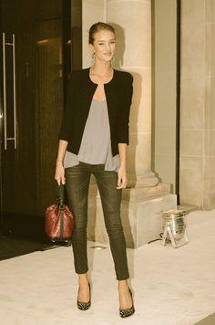 #blazer!  #Fashion #New #Nice #AutumnClothes #2dayslook  www.2dayslook.com