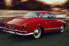 ★ VW CARMAN GHIA - 60's ★