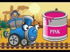 The color train. ABC train