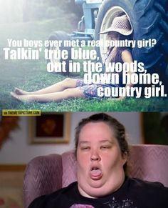 them country girls ;)