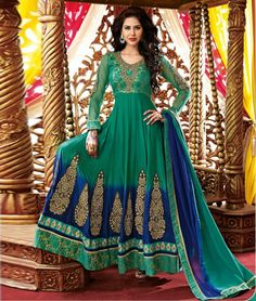 Shop online with latest #Anarkali Salwar Suits, #PartyWearSuits & finest collection of #AnarkaliDresses available in striking shades and Size.  Hurry Up!! and Grab the #GaneshChaturthi #Special #Discout Offers #Online..  Click here:-  http://www.shoppers99.com/ganpati_spl/party_wear_anarkali_suits