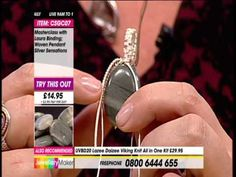 ▶ JewelleryMaker Master Class 7/10/13 with laura - YouTube